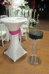 Location matériel de réception - Mobilier,vaisselle,linge de table